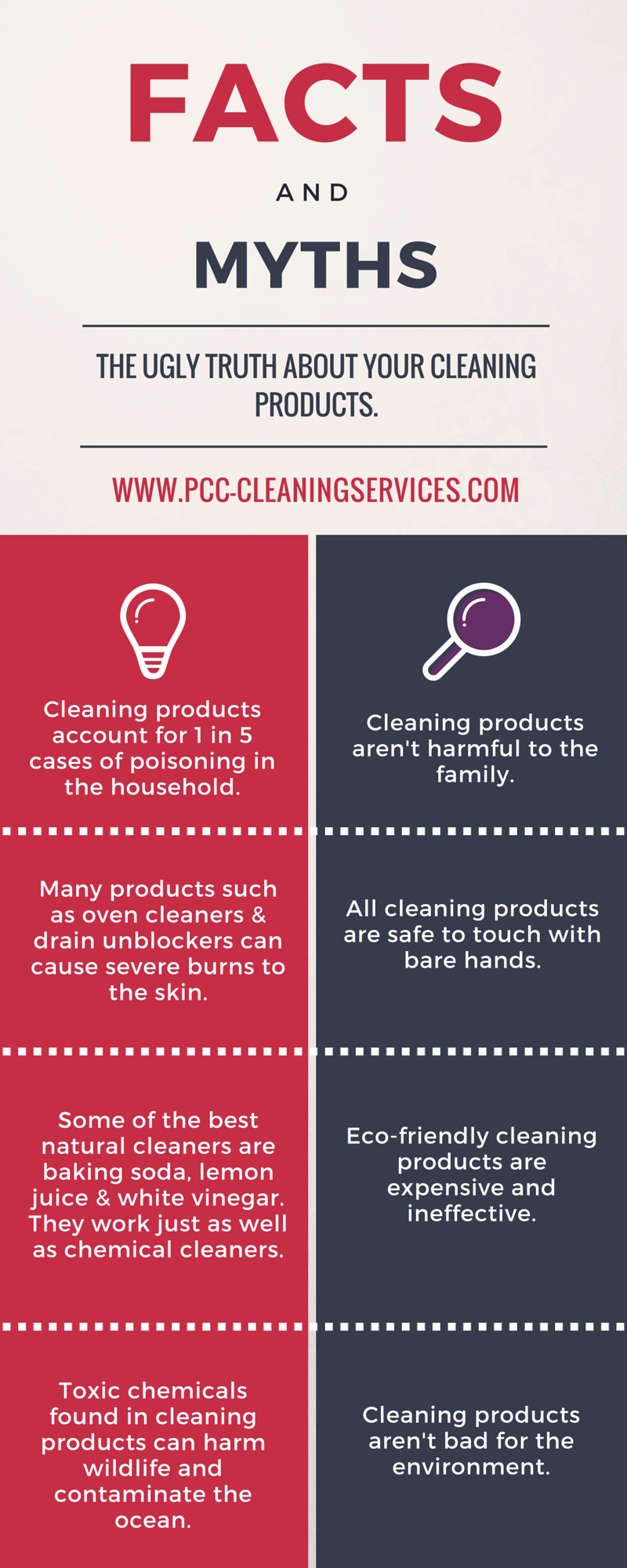 Debunking 6 Popular Home-cleaning Myths   Man Without Country
